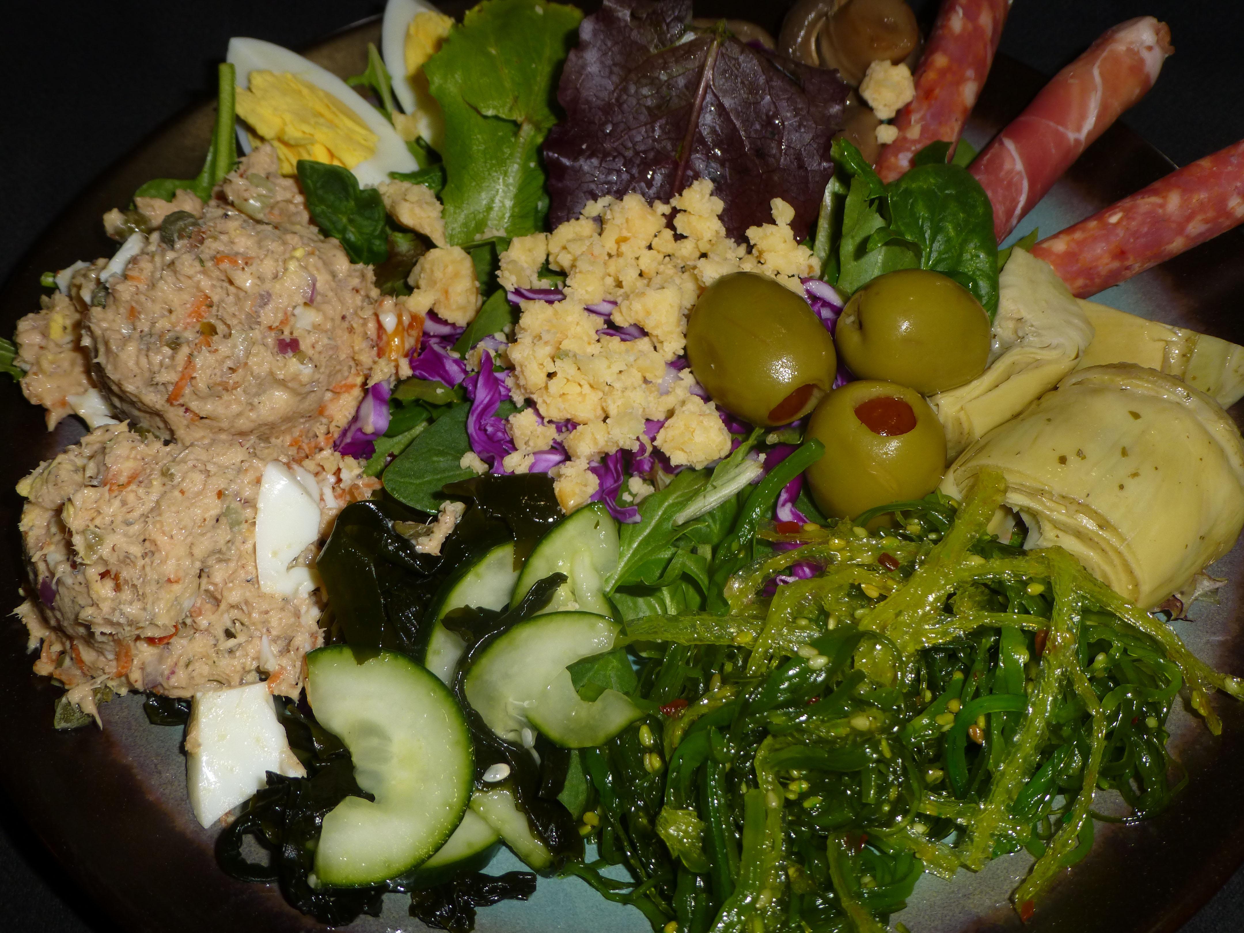 Mega Salad