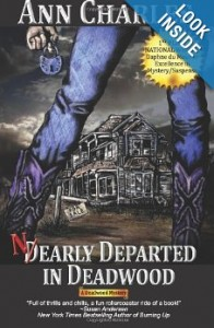 Ann Charles - Nearly Departed in Deadwood