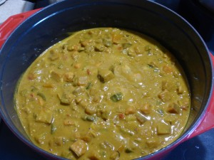 Autumn Curry