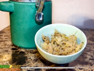 Oregano Sauerkraut